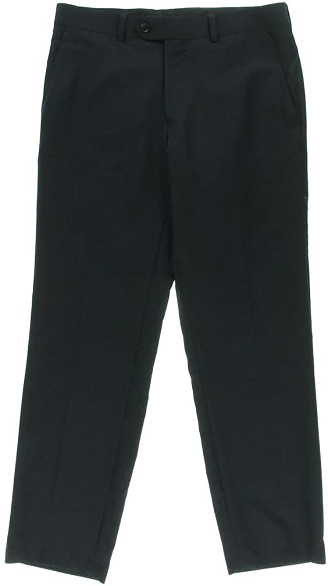 Bar III Mens Wool Dress Pants Slacks