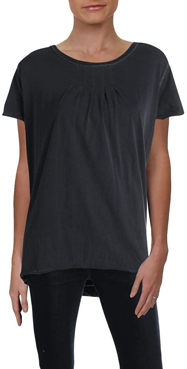 We The Free Womens Little Gem Cotton Boho T-Shirt