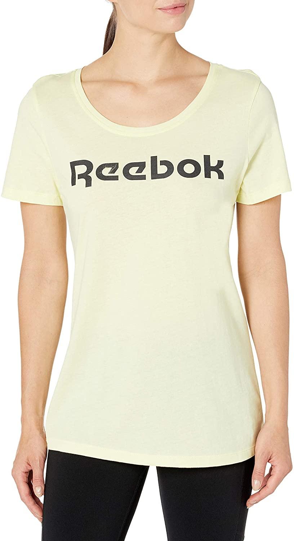 Reebok Womens Training Essentials Graphic Vector Tee
