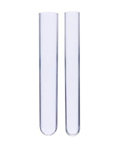 Abdos Plastic Test Tube (13MM X 100MM) Polypropylene (PP)