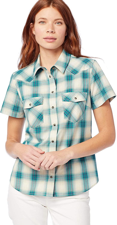 Pendleton Women's Short-Sleeve Frontier Shirt
