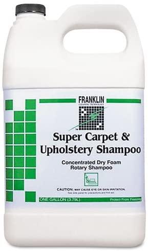 Franklin Cleaning Technology Super Carpet & Upholstery Shampoo SHAMPOO,CARPET,SUPER (Pack of5)