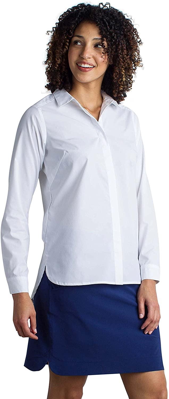 ExOfficio Women's Sofia Casual Long-Sleeve Shirt