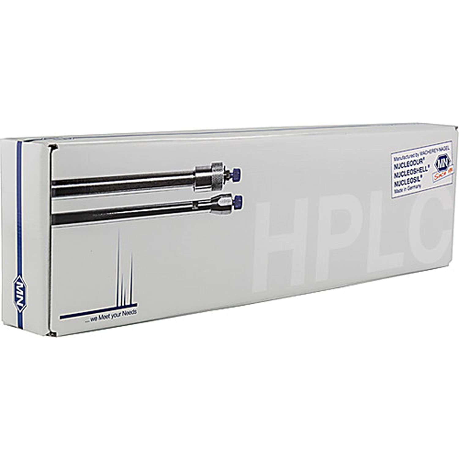 MACHEREY-NAGEL 763257.46 NUCLEOSHELL RP 18plus HPLC Column, Analytical, 5µm, 250 mm Length, 4.6 mm ID, L1 USP