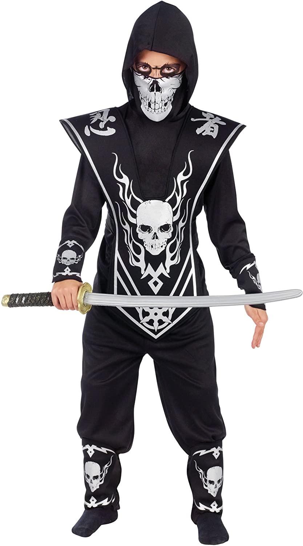 Fun World Skull Lord Ninja Costume