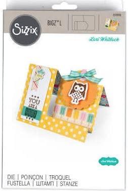 Sizzix Bigz Card Die ~ Card Side Step!!!