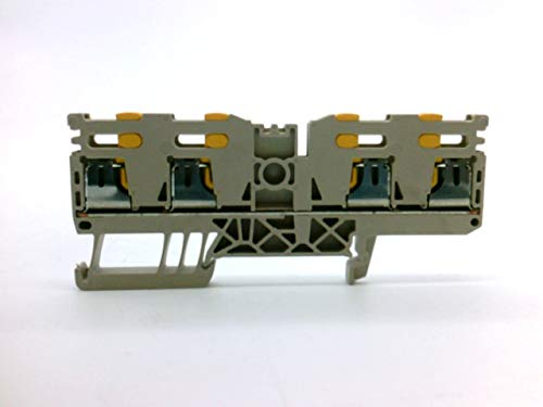 WEIDMULLER IDU1.5N/4AN IDU15N4AN, Terminal Block, 1792600000