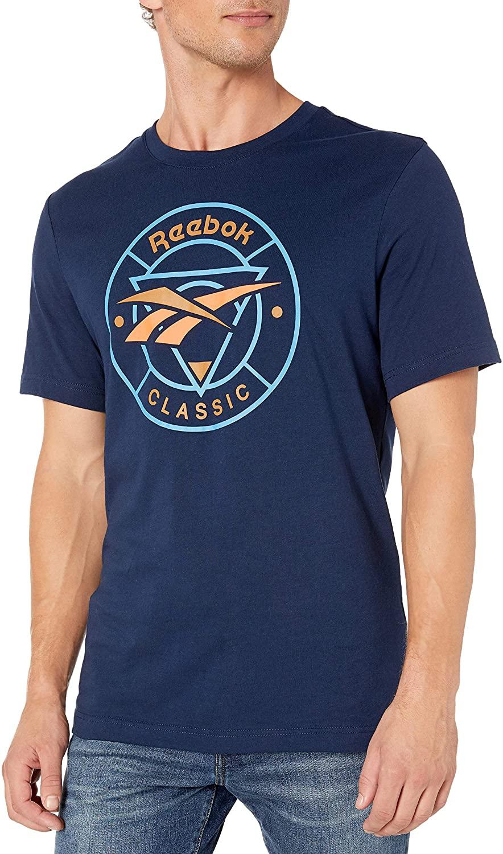 Reebok Trail Logo Tee Shirt