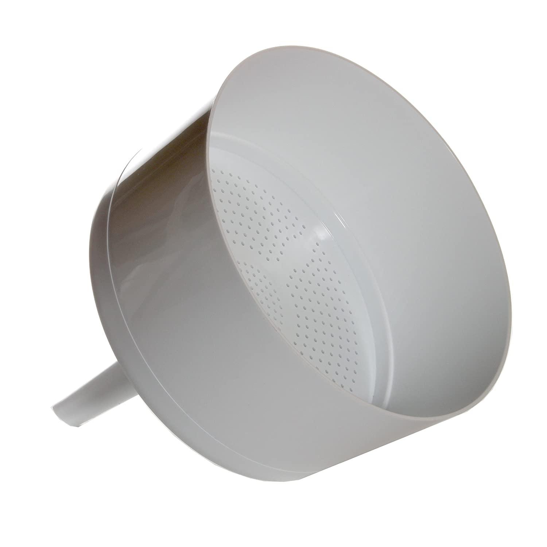 Kartell 242835-090 Polypropylene Autoclavable Buchner Funnel, 90mm Size (Pack of 2)