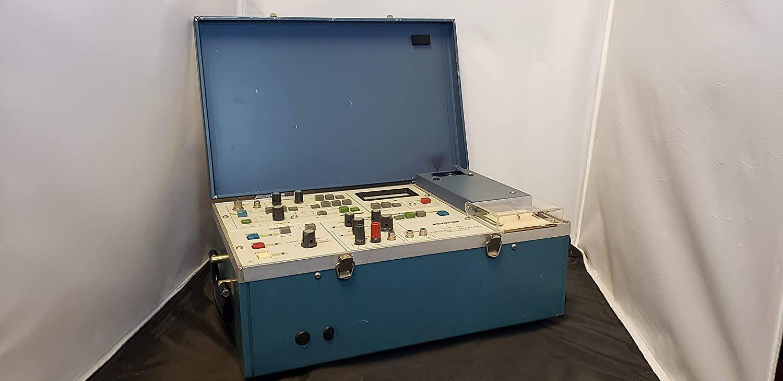 Leader LFR-5600 / LFR5600 Frequency Response Recorder Rare Vintage Japan (Blue)