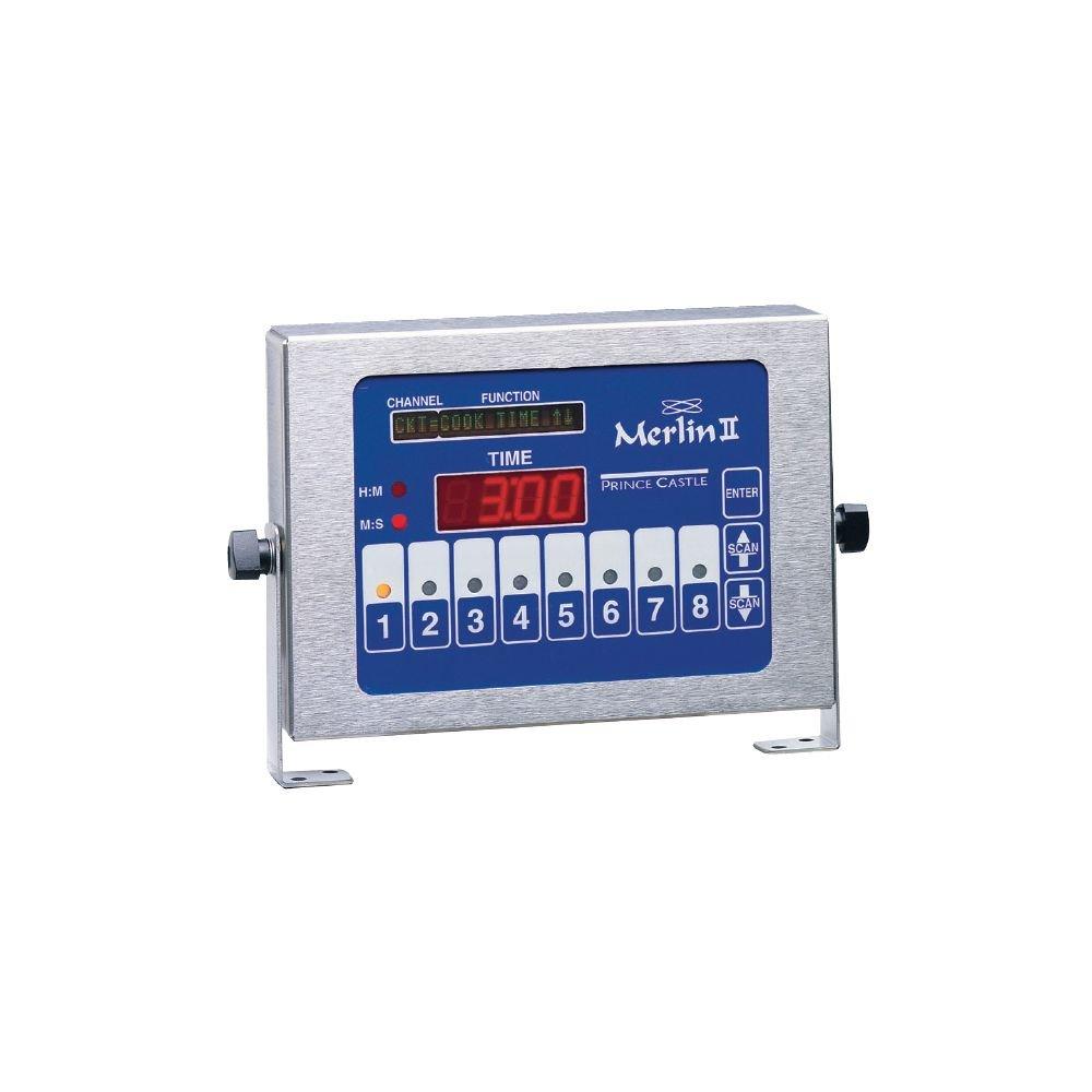 Prince Castle 840-T8 8-Channel Multi-Function Digital Timer