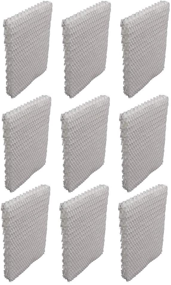 Humidifier Filter for Holmes E, HWF100UC3, HWF100 (9-Pack)