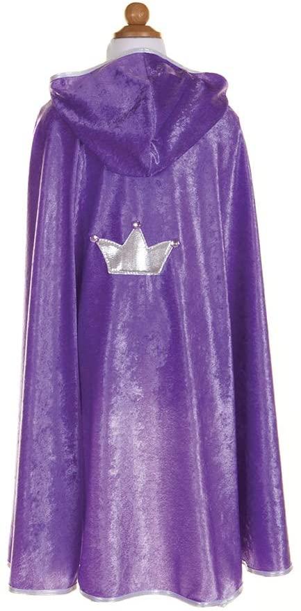 Great Pretenders 50135, Princess Cape, Lilac US Size 5-6