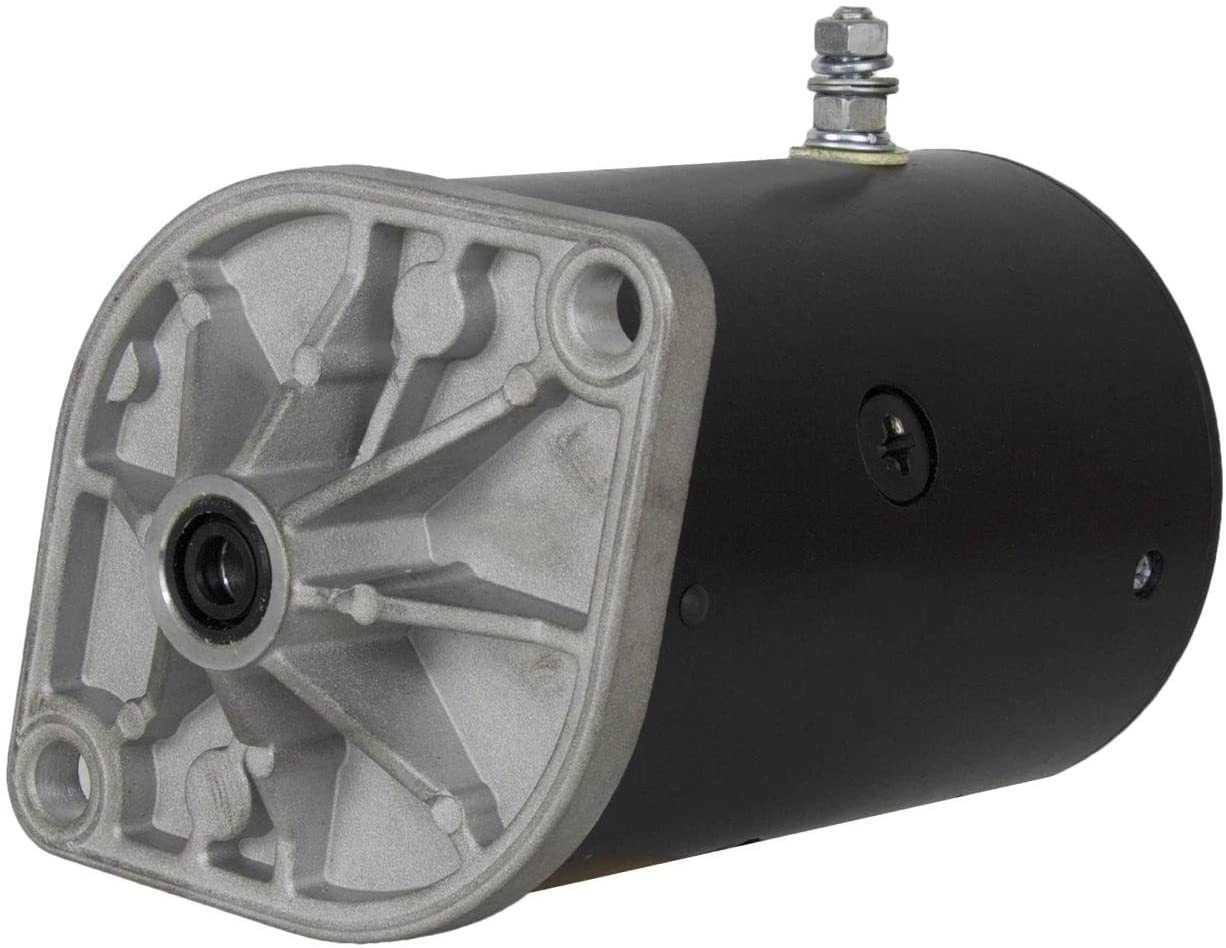 Rareelectrical NEW MOTOR COMPATIBLE WITH FISHER WESTERN SNOW PLOWS 46-2473 46-2584 46-3618 46-3938 MDL-2256 MKW-4009 MUE-6103 MUE-6103S MUE-6111 MUE-61118 MUE-6111S MUE-6206 MUE-7001 56058 56062 56133
