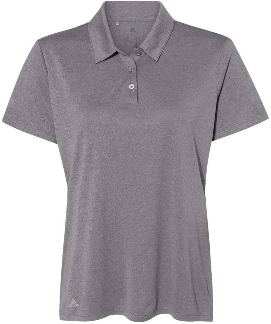 adidas Womens Heathered Sport Shirt (A241)
