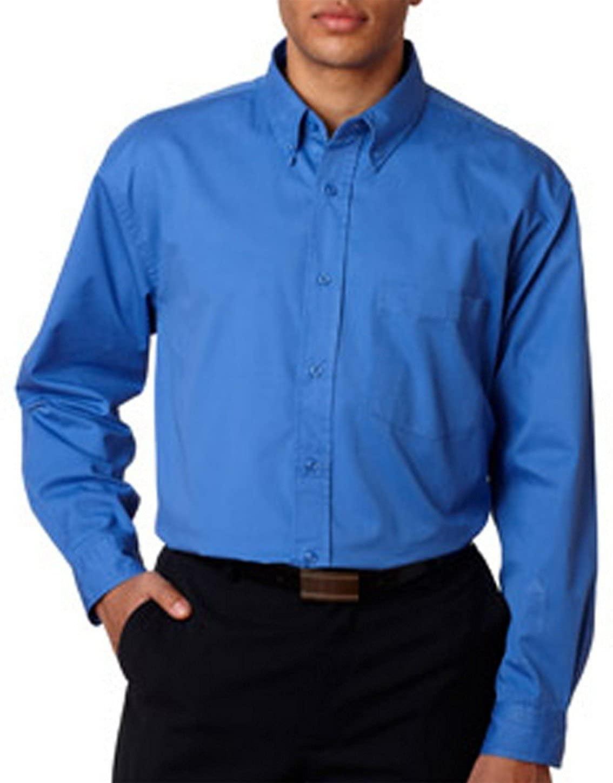 UltraClub 8975T Whisper Twill Wovens Shirt