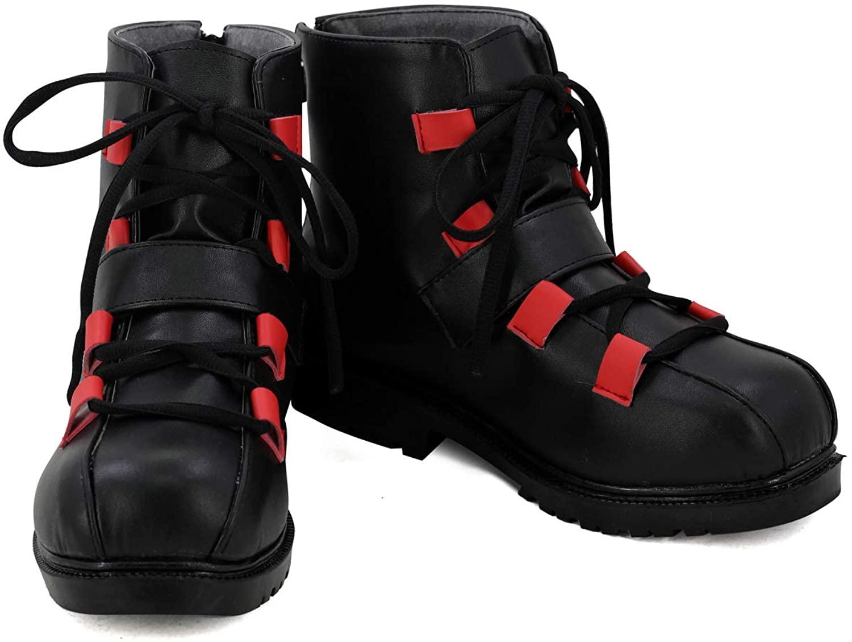 Marrol Hypnosis Mic Division Rap Battle Ramuda Amemura Easy R Black Shoes New
