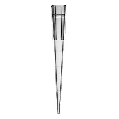 Avitrolab P1000B-DS 1000UL Pipette Tips, Clear, 4000 per Case, Product Code (Pack of 4000)