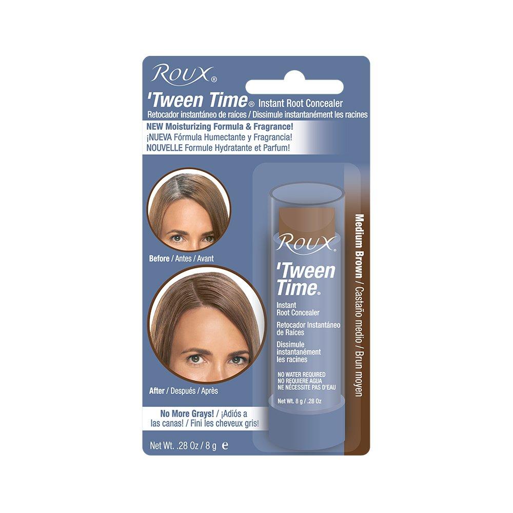 Roux Tween Time Hair Crayon, Medium Brown