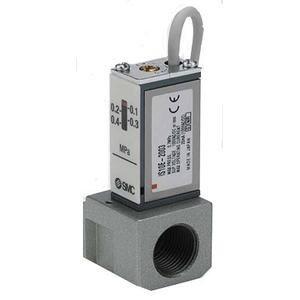 SMC IS10E-4N04YL-L instrumentation - is/nis pressure sw for frl family nis1000e/m 1/2
