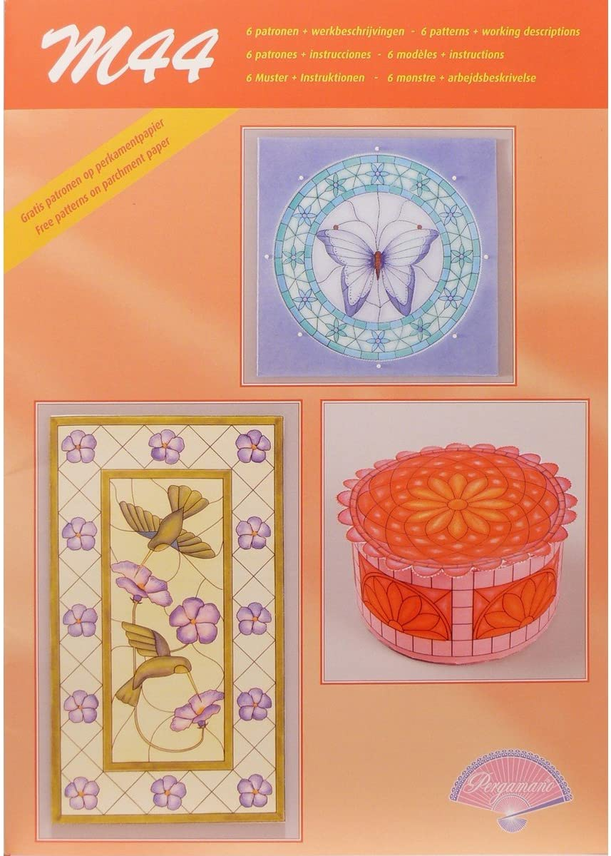 Ecstasy Crafts M44, Stained Glass Designs
