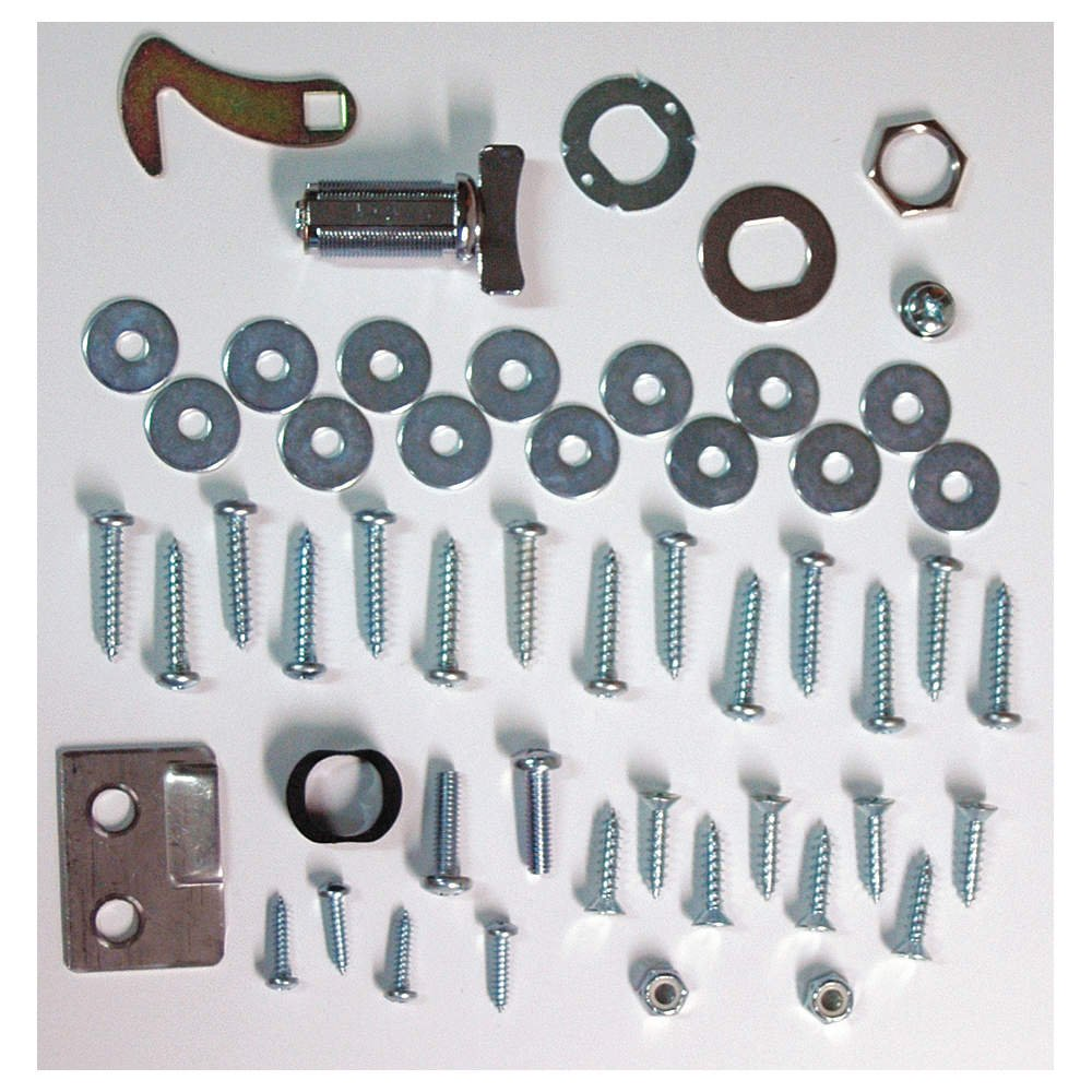 Plaza Container Hardware Kit