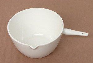 SEOH Casserole Porcelain Basin with Handle 250ml
