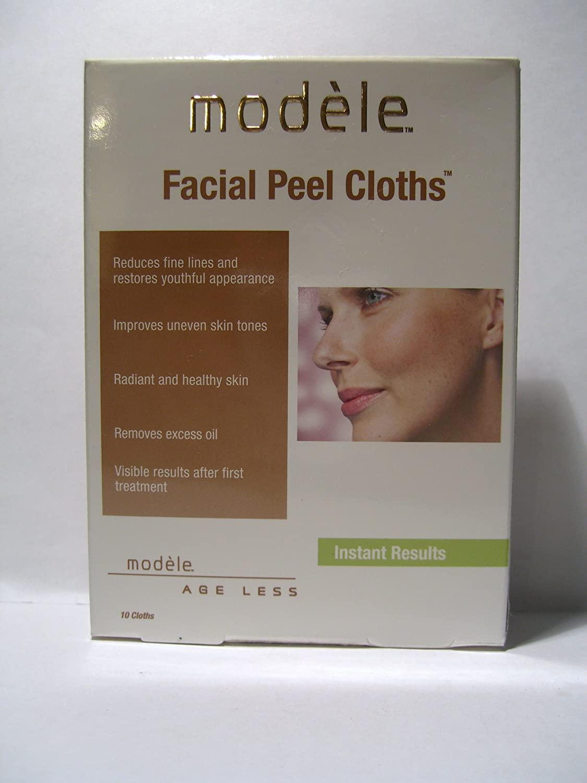Modele Facial Peel Cloths, 10 cloths