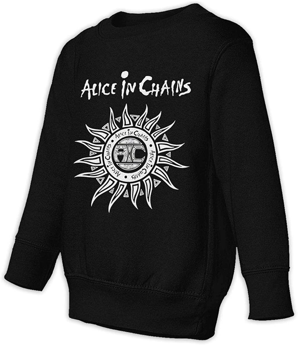 ASFSDGSDG Alice in Chains Unisex Sweatshirt Youth Boy and Girls Pullover Sweatshirt