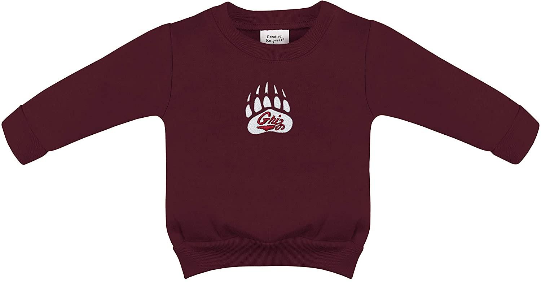 Creative Knitwear University of Montana Grizzlies Sweat Shirt