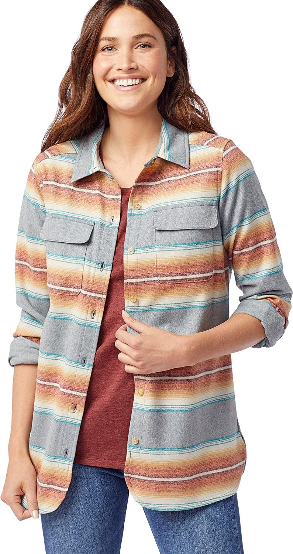 Pendleton Women's Wool Board Shirt