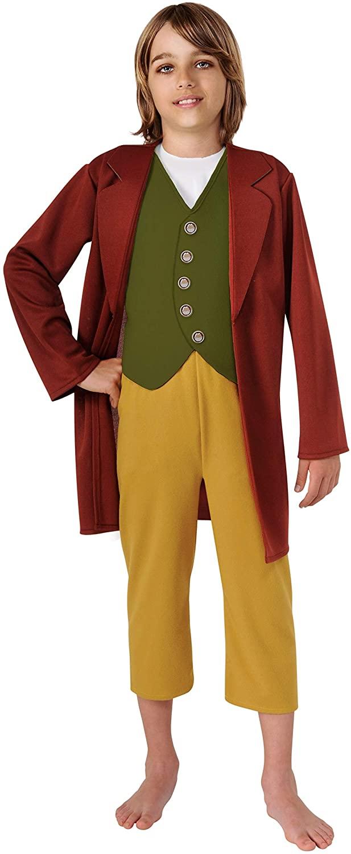 The Hobbit Bilbo Baggins Costume - Medium