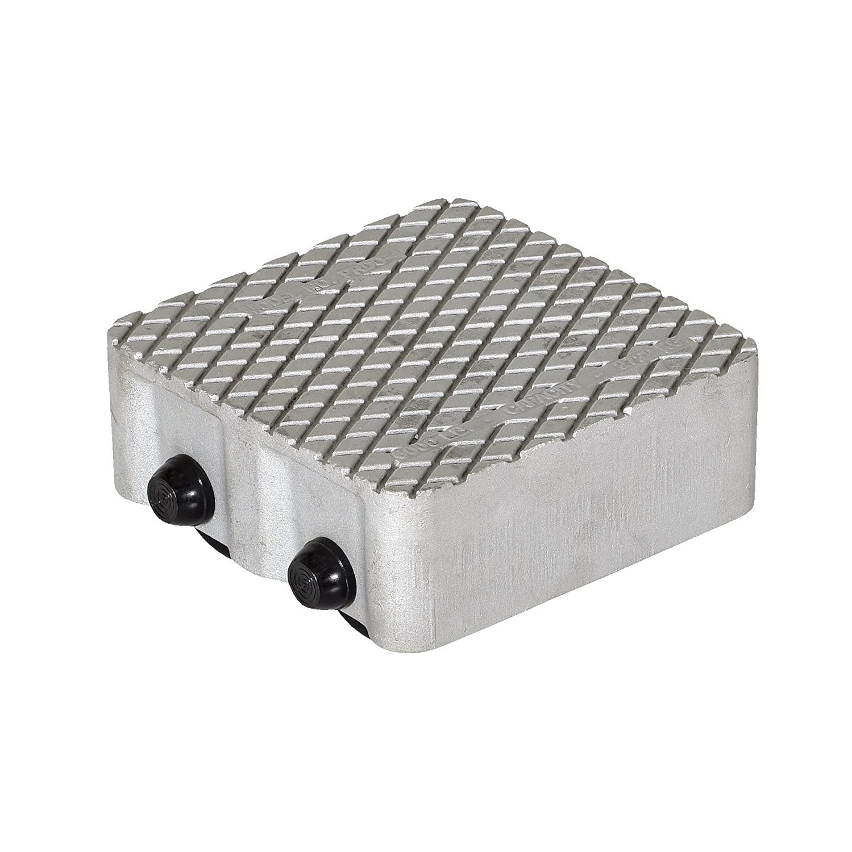 Vestil VPRDO-4 Cast Aluminum Propel Dolly, 6000 lbs Capacity, 8-1/2