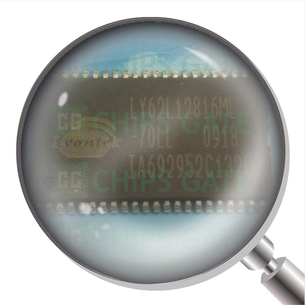 2Pcs New LY62L12816ML-70LL Lyontek D/C:09+ Tsop