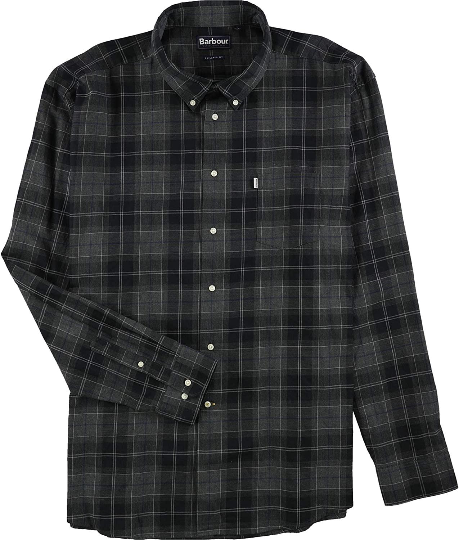 Barbour Mens Wetheram Button Up Shirt