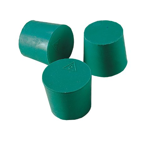 Plasticoid M35 Neoprene Solid Tapered Rubber Stopper, 1-49/64