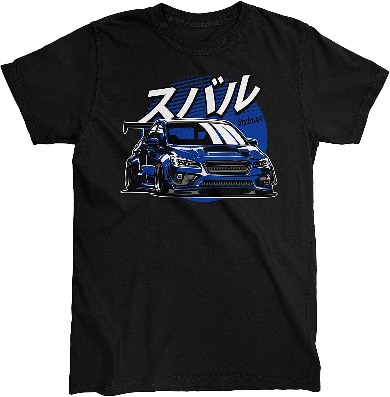 Subie Fifth Generation Blue T-Shirt