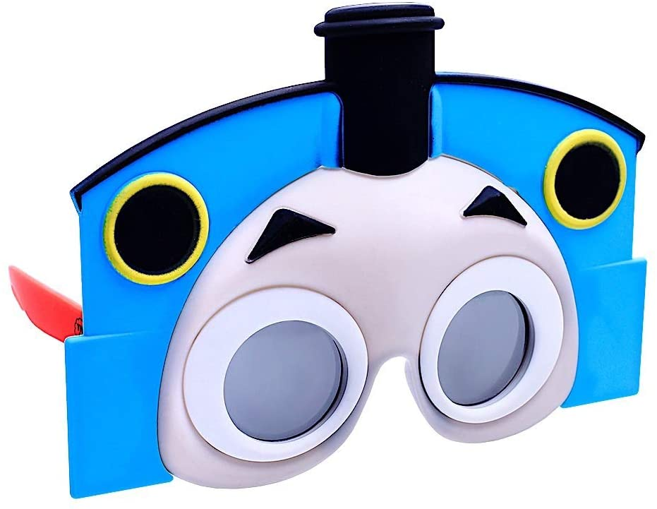 Sun-Staches Costume Sunglasses Thomas The Engine Party Favors UV400