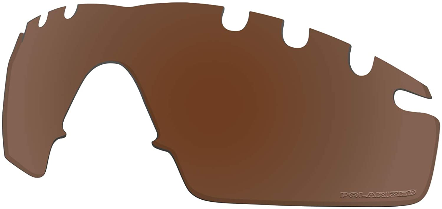 Lenses Replacement for Oakley M Frame Strike Vented Sunglass Polarized - Brown