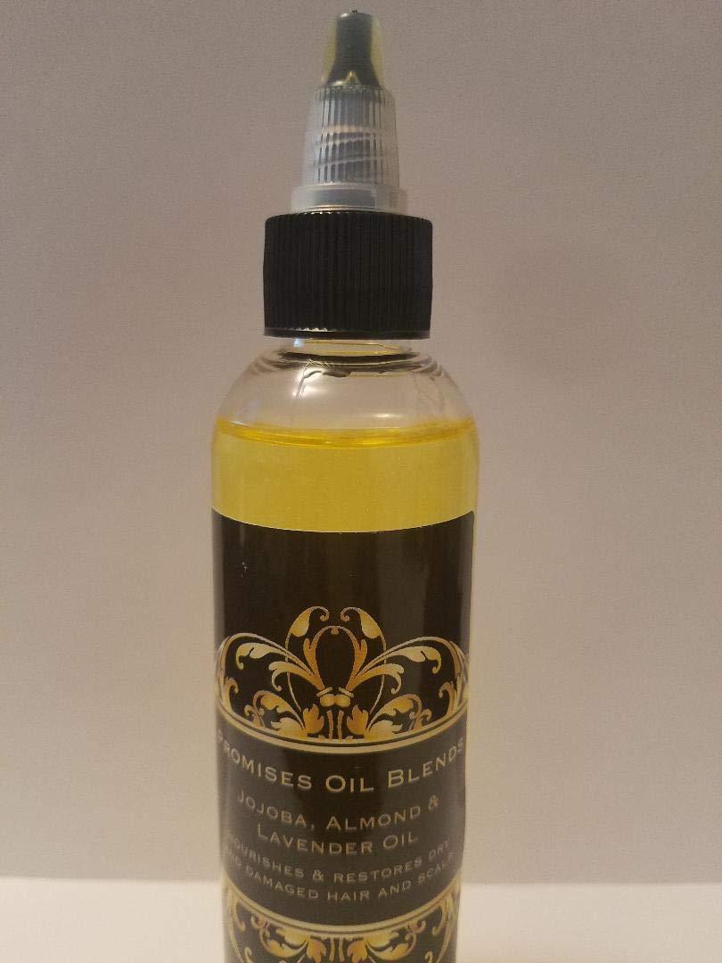 Promises Oil Blends Jojoba, Almond & Lavender