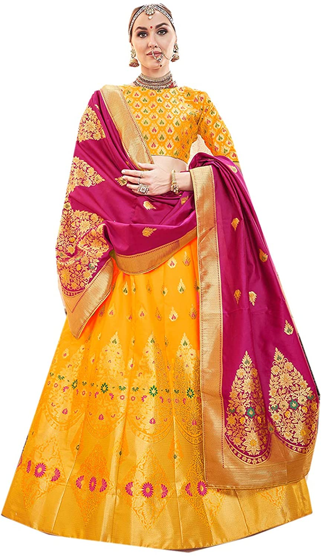 Indian Women Designer Partywear Ethnic Traditional Lehenga Choli.