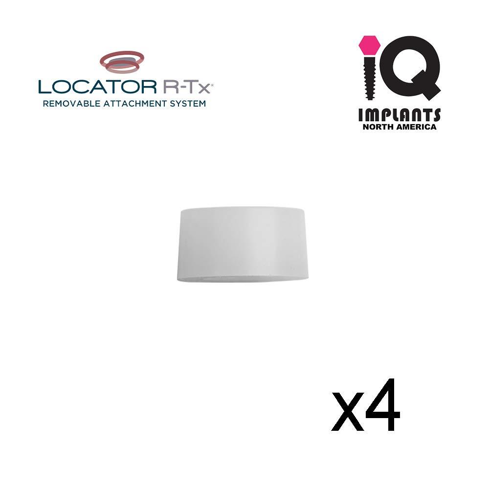 Zest Locator R-Tx Genuine Processing Spacer (4 Pack)