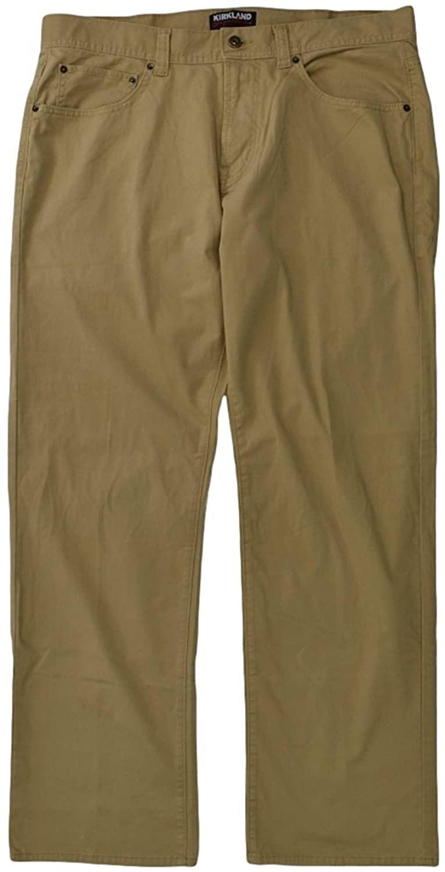 Kirkland Signature Men's Standard fit 5-Pocket Pants