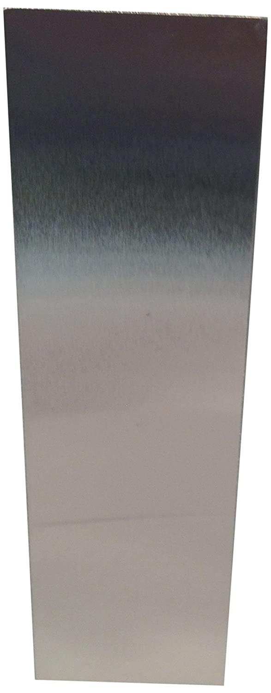 Don-Jo 514-C 22-Gauge Mortise Lock Wrap-Around Plate, Bronze Sprayed, 5