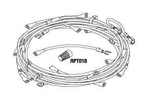 Wire Harness for Tuttnauer TUH043