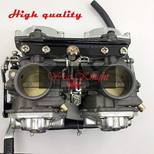 yise-K0072 New carb LIFAN Carburettor For Yamaha XV400 V400 carburetor assembly for V400 V535 V600 V650 for Harley 883 vegaser DHL 5-9 days can be received