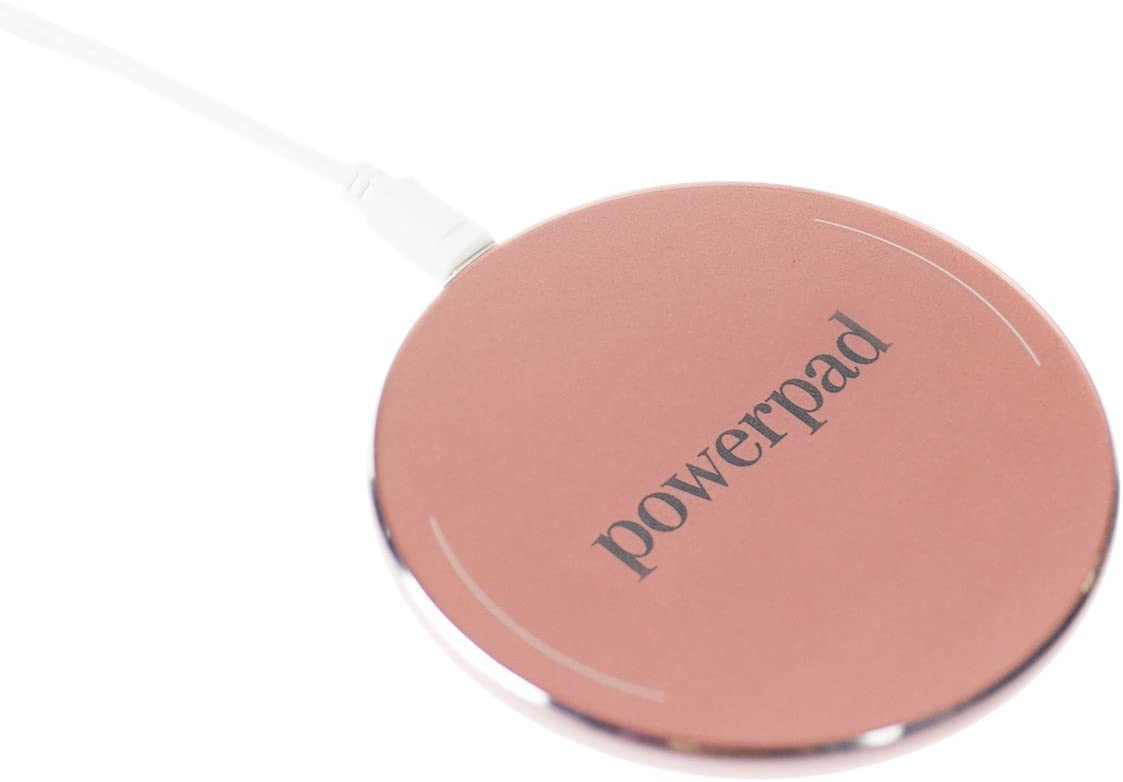 Fashionit Powerpad Fast Wireless Charger (Pink)
