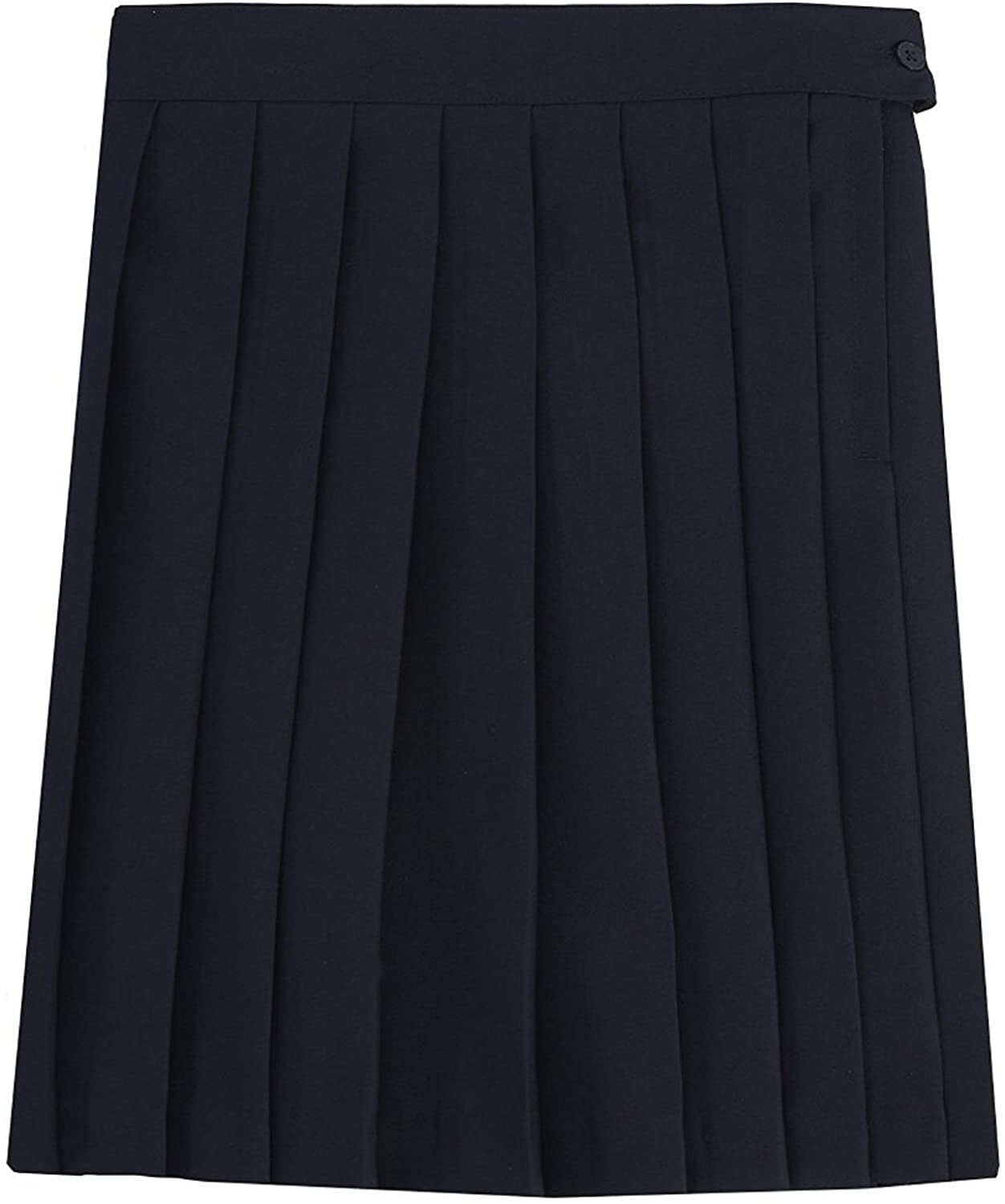 French Toast Girls Pleated Skirt School Uniform (Size 5, Navy)