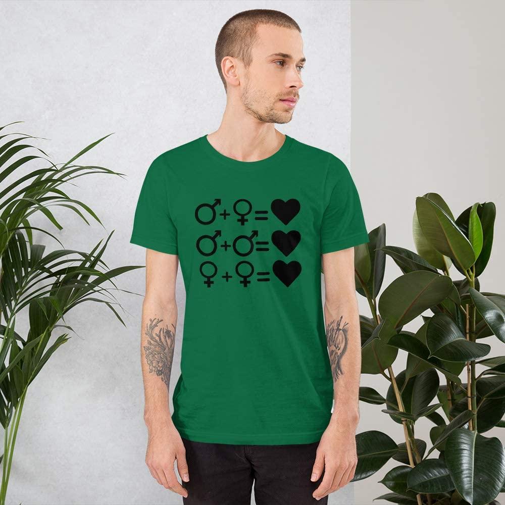Love is Love Short-Sleeve Unisex T-Shirt