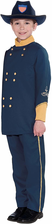 Forum Novelties Union Officer Childs Costume, Medium
